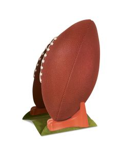 Beistle Game Day 11in Football 3D Centerpiece Super Bowl Party Decoration