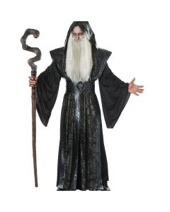 California Costumes Halloween Deluxe Serpent Staff, Brown Black, One-Size 60""