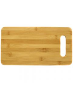 "Chef Craft Platinum Series Heavy Duty Bamboo 7.5""x14"" Cutting Board, Brown"