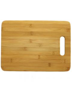 "Chef Craft Platinum Series Heavy Duty Bamboo 11""x15"" Cutting Board, Brown"