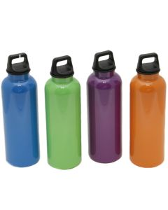 Chef Craft Bright Color Durable BPA Free Plastic 24 oz Water Bottle