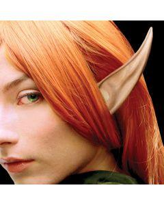 "Cinema Secrets Large Elf Ears Costume 2pc 6"" Latex Appliance, Beige"