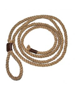 Funny Fashion Western Lasso Bull Riding Rope Costume Prop, Tan, 8 FT