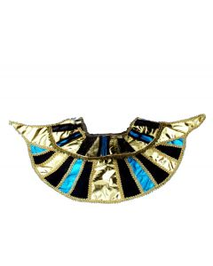 Forum Halloween Egyptian Pharaoh Costume Collar, Black, One-Size