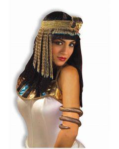 Forum Halloween Cosplay Asp Snake Beaded Headband Headpiece, One-size