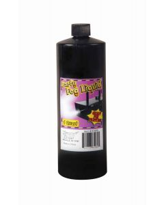 Forum Fog Machine Party Effects Refill Liquid Quart Fog Juice, Clear