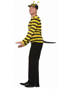 Forum Halloween Bumble Bee Stinger Costume Tail, Black, One-Size