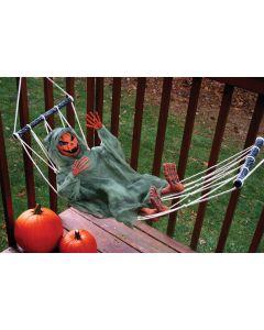 "Fun World Halloween Pumpkin Decoration Outdoor Prop, 64"", Orange Green"