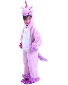 Living Fiction Adorable Baby Unicorn Toddler Costume, Small 18-24 Months, Pink