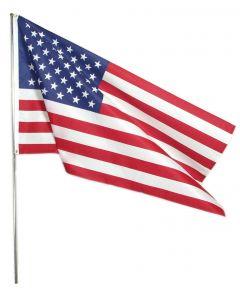 3'x5' Patriotic USA American Flag - Stars & Stripes Red/White/Blue