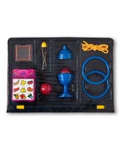 """Eddy's Magic Kids Easy Magic Starter Kit #2 22pc 12""""x9"""" Magic Set, Multicolors"""