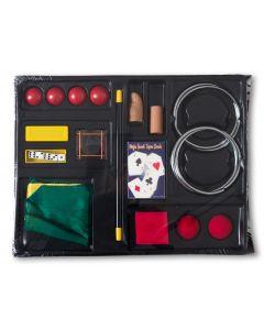 "Eddy's Magic Kids Deluxe Easy Magic Kit #2  77pc 15""x12"" Magic Set, Multicolors"