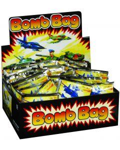 """Loftus Bomb Bag Loud Noisemaker 4"""" Prank, Black Metallic, 72 Pack"""