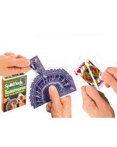 "Loftus Professional Magic Split 3.75"" Trick Card Deck"