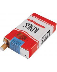 """Joker Bang Cap Cigarette in Pack Realistic 3.5"""" Exploding Prank, White Red"""