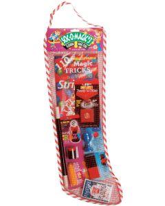 "Empire Magic Soc-O-Magic #3 Christmas Stocking of Magic 9pc 22"" Gift Set"