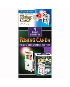 Empire Magic Rising Card Trick Deck w 25 Tips & Tricks Booklet Combo Set