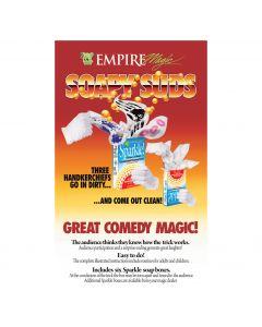 "Empire Magic Soapy Suds Magician Stage 12pc 5"" Close-Up Magic Trick"