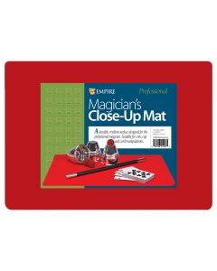 "Empire Magic Close Up Pad Magician Supply 17"" X 12.5"" Magic Accessories, Red"