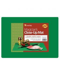 """Empire Magic Close Up Pad Magician Supply 17"""" x 12.5"""" Magic Accessories, Green"""