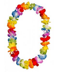 "Loftus Deluxe Hawaiian Luau Fun Party 40"" Fabric Leis, 12 CT"