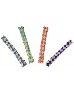 "Loftus Chinese Finger Traps Gag 5.5"" Party Favors, Assorted, 144 Pack"