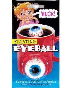 Joker Creepy Floating Eyeball Halloween Decoration Prop, Blue