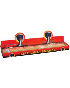 "Loftus Assorted Lifelike Wooden Snake Toy Decoration 19.5"" Decoration Prop"