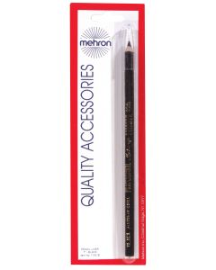 Mehron Professional Eyeliner Eye Makeup 1.1g Pencil Liner, Black