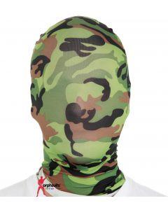Original Morphsuits Green Camouflage Morph Masks Morph Mask One Size