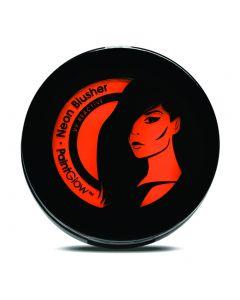 PaintGlow UV Reactive Neon Glow Compact Powder 3.5g Blusher, Orange