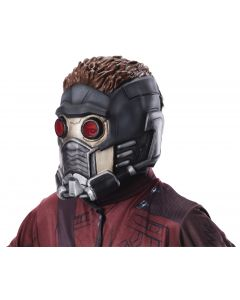 Halloween Marvel Guardians of the Galaxy Star-Lord Adult Mask, Grey, One Size