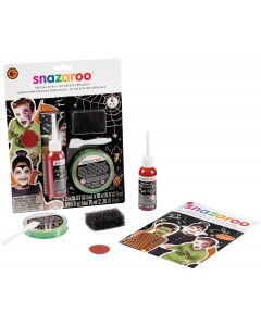 snazaroo Halloween Face Painting 6pc 70ml Special Effects Kit