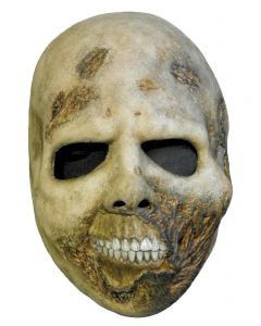 Trick Or Treat Studios Belinda Halloween Zombie Face Mask, One-Size