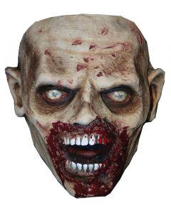Trick or Treat Studios AMC Biter Walker Walking Dead Zombie Face Mask, One-Size