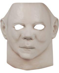 Universal Halloween II Michael Myers Face Mask, Beige, One-Size