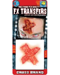 Tinsley Transfers Cross Brand Makeup FX Transfers