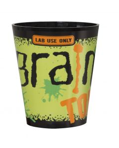 Unique Halloween Party Monster Lab Halloween 2 oz Shot Glass, Green