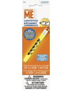 Unique Despicable Me Minions Glow Stick With Lanyard Birthday Party Favor