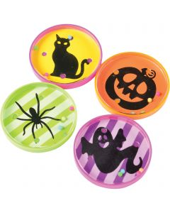 "Halloween Character Trick or Treat Pill Puzzles 2"" Non-Food Treats, 6 Pack"