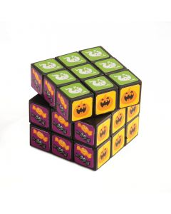 """US Toy Twisting Picture Puzzle Cube Halloween 2.5"""" Non-Food Treats, 12 Pack"""
