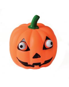 "US Toy Trick-Or-Treat Popping Eye Jack O Lantern 2.5"" Non-Food Treats, Orange"