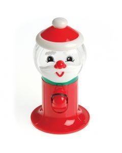 US Toy Jolly Santa Christmas Stocking Stuffer 8 in Gumball Machine