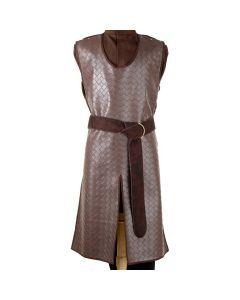 Underwraps Halloween Renaissance Steampunk Costume Belt, Brown, One Size