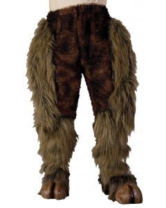 Zagone Beast Centaur Furry Costume Legs, Brown, One Size